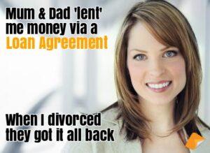 loans to children